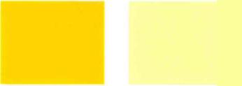 颜料黄180色